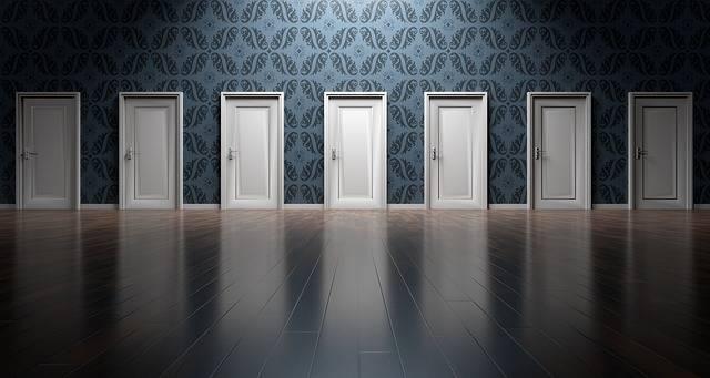 Doors Choices Choose - Free photo on Pixabay (559662)