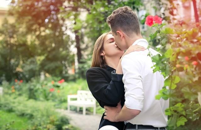 Kiss Love Tenderness - Free photo on Pixabay (560267)