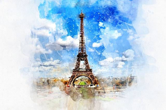Paris Eiffel Tower - Free image on Pixabay (561035)