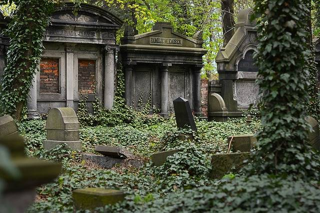 Cemetery Jewish Old - Free photo on Pixabay (561715)