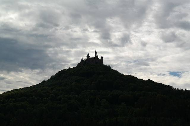 Hohenzollern Castle - Free photo on Pixabay (561760)