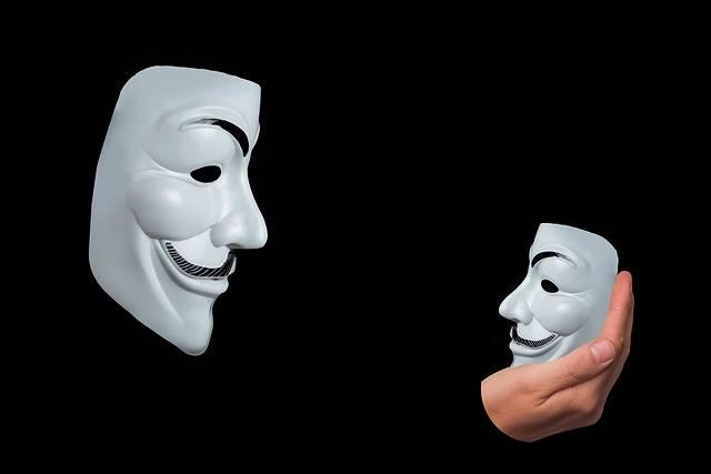 Self-Knowledge Mask Anonymous - Free image on Pixabay (561768)