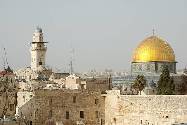 Israel Palestine Wall - Free photo on Pixabay (561771)