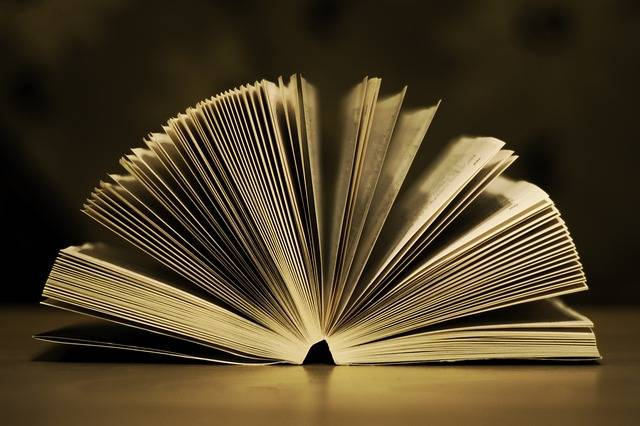 Book Open Pages - Free photo on Pixabay (561797)