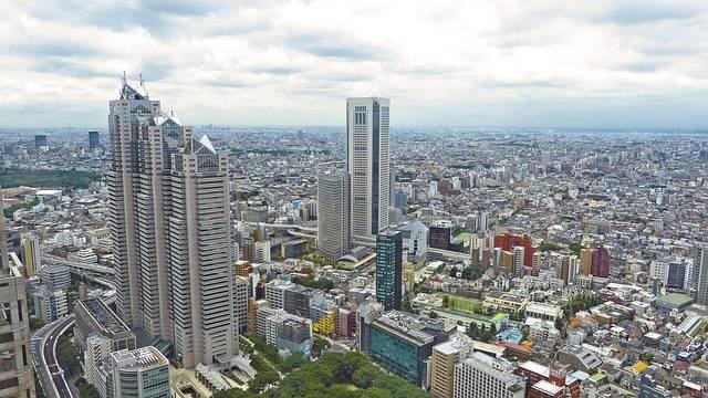 Japan Tokyo Skyscraper - Free photo on Pixabay (562443)