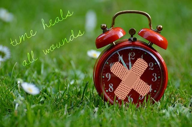 Time Heals All Wounds Consolation - Free photo on Pixabay (563169)