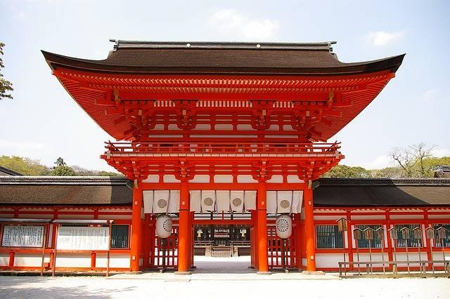 Japan Kyoto Shimogamo Shrine - Free photo on Pixabay (564851)