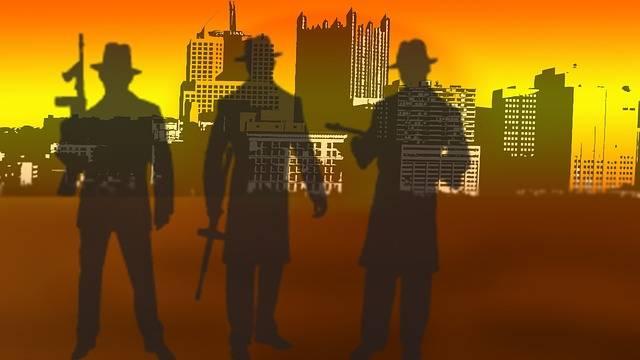 Gangster Crooks Mafia - Free image on Pixabay (565230)