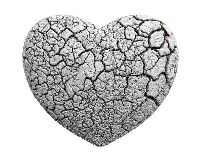 Heart 3D Stone - Free image on Pixabay (566019)