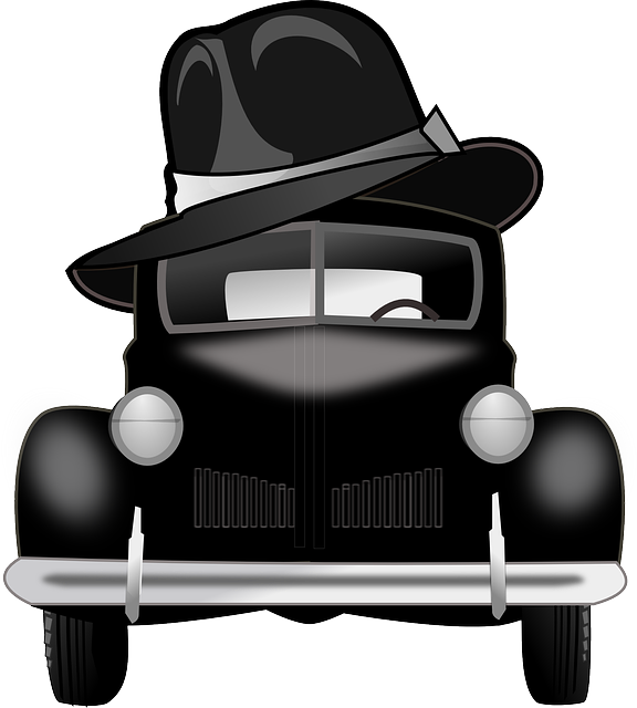 Organized Crime Gangster Mafia - Free vector graphic on Pixabay (568618)