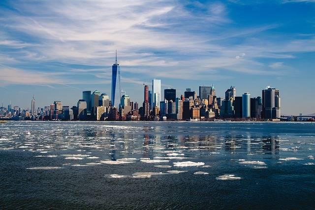 New York Skyline City - Free photo on Pixabay (568625)