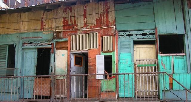 Street Scene Slum - Free photo on Pixabay (568628)