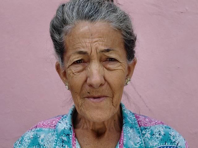Woman Old Wrinkled - Free photo on Pixabay (568805)