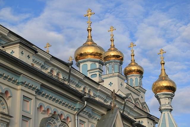 Latvia Daugavpils Church - Free photo on Pixabay (569640)