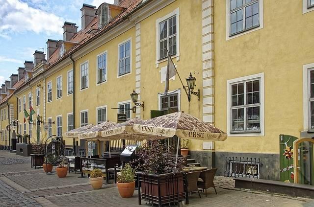 Latvia Riga Jacob'S Barracks - Free photo on Pixabay (569642)