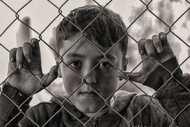 Boy Hungry Sad - Free photo on Pixabay (569947)