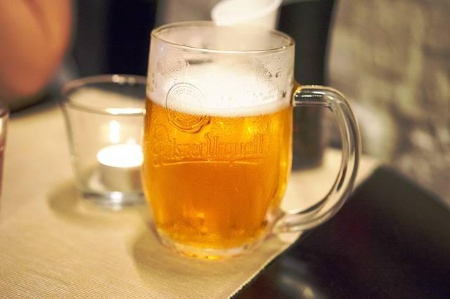 Beer Glass Alcoholic - Free photo on Pixabay (570089)