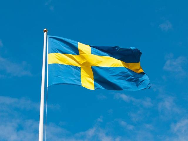 Sweden Flag Swedish - Free photo on Pixabay (570649)