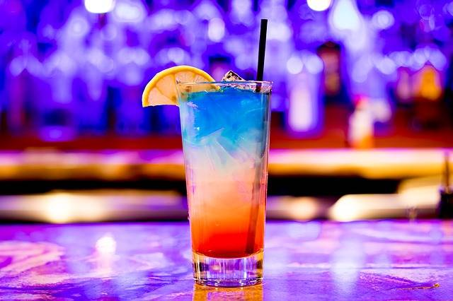 Cocktail Bar Nightlife - Free photo on Pixabay (570709)