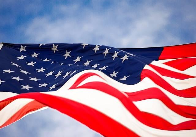 Flag America Usa - Free photo on Pixabay (570748)