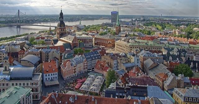 Latvia Riga Daugava - Free photo on Pixabay (570809)