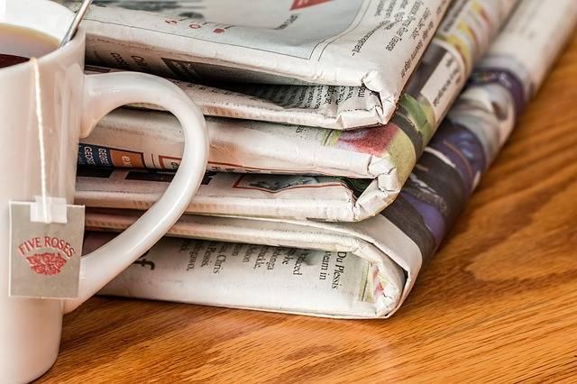 Newspaper News Media Print - Free photo on Pixabay (571733)