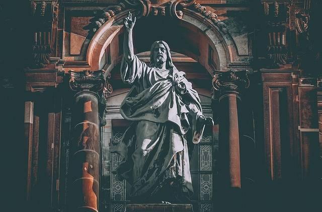 Sculpture Christ Figure Jesus - Free photo on Pixabay (572126)