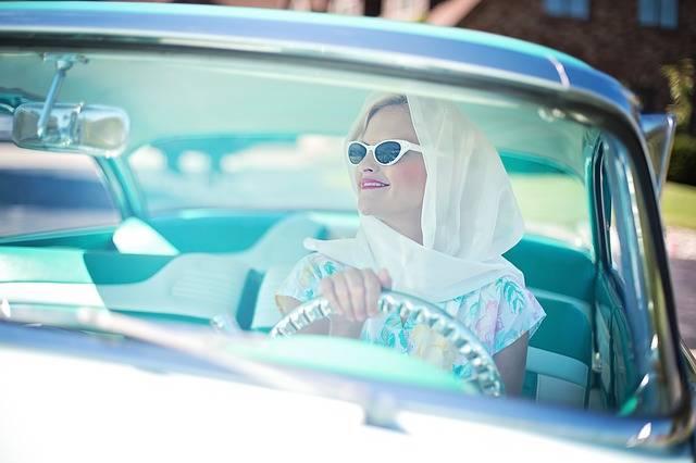 Vintage 1950S Pretty Woman - Free photo on Pixabay (572140)