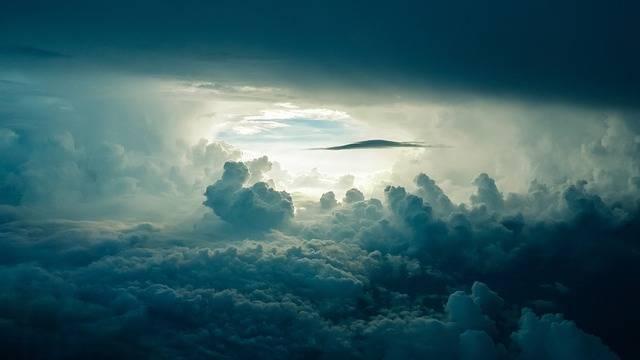 Sky Clouds Sunlight - Free photo on Pixabay (572201)