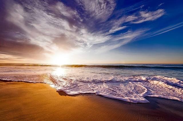 California Sunset Dusk - Free photo on Pixabay (573895)