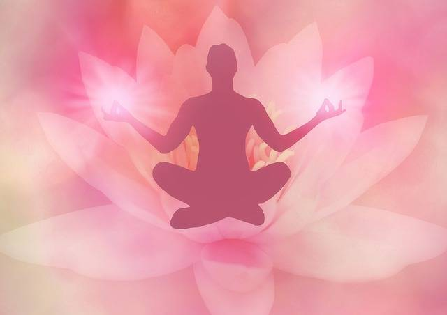 Lotus Meditation Position - Free image on Pixabay (574610)