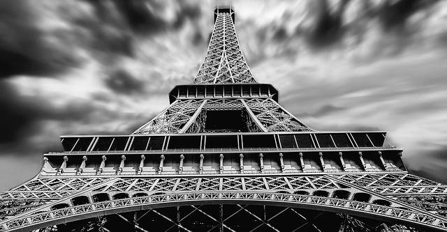 Eiffel Tower Paris City - Free photo on Pixabay (574827)