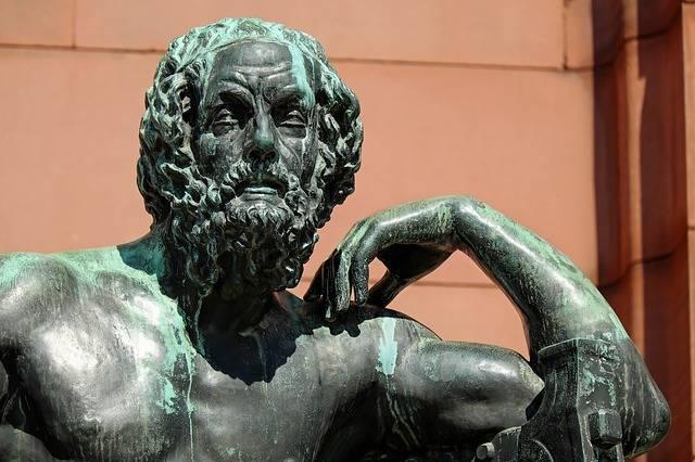 Sculpture Bronze Figure - Free photo on Pixabay (576072)