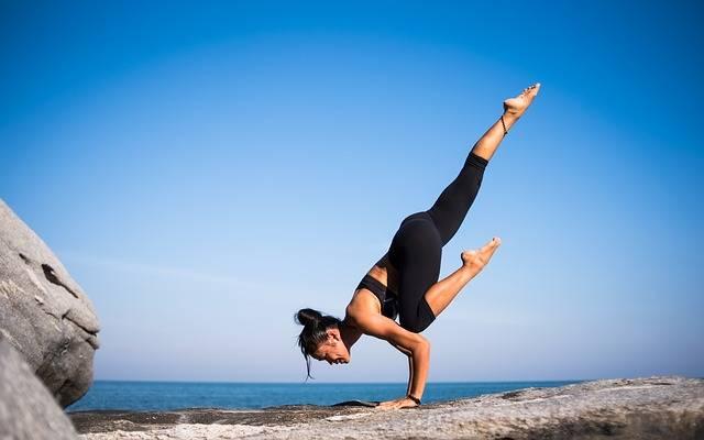 Yoga Strength People - Free photo on Pixabay (576175)