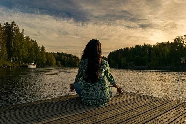 Yoga Outdoor Woman - Free photo on Pixabay (576178)