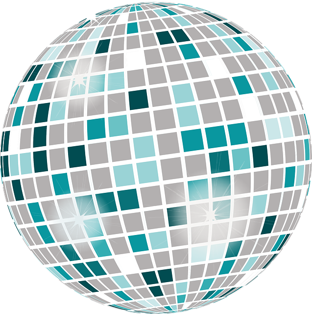 Mirror Ball Disco Light Effect - Free vector graphic on Pixabay (576395)