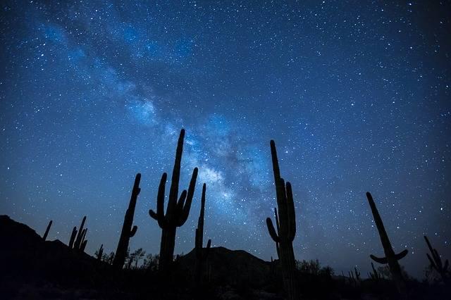 Milky Way Stars Night - Free photo on Pixabay (576529)