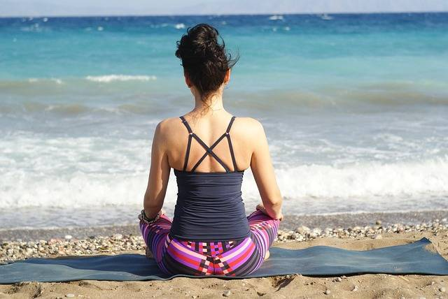 Relaxation Yoga Meditation - Free photo on Pixabay (576684)