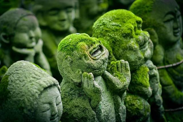 Kyoto Japan Statue - Free photo on Pixabay (576943)