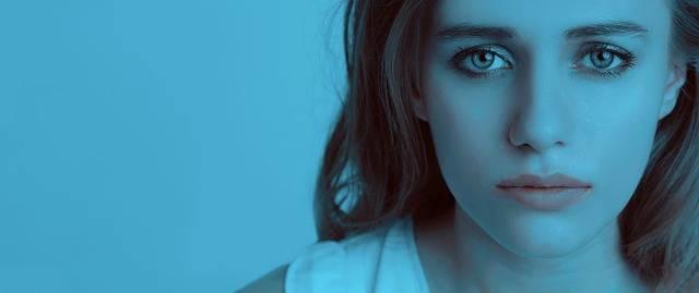 Sad Girl Crying Sorrow - Free photo on Pixabay (577928)