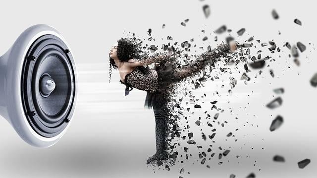 Woman Dance Music - Free image on Pixabay (578679)