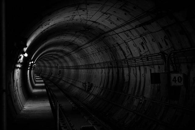 Tunnel Subway Metro - Free photo on Pixabay (578744)