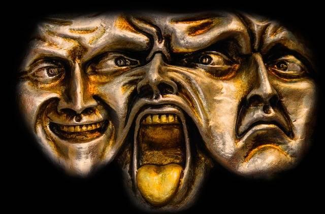 Art Faces Mask - Free image on Pixabay (578831)