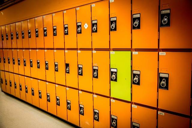 Odd Different Lockers - Free photo on Pixabay (580119)