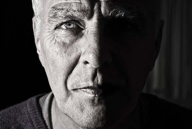 Face Portrait Man - Free photo on Pixabay (580140)