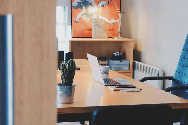 Study Workroom Office - Free photo on Pixabay (580367)