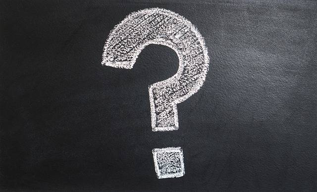 Question Mark Why Problem - Free photo on Pixabay (581176)