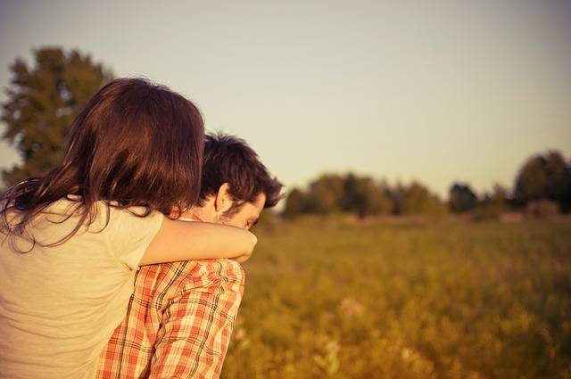 Man Woman Couple - Free photo on Pixabay (582617)