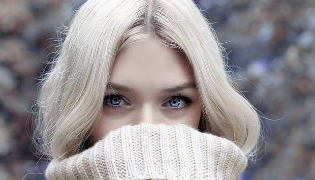 Winters Woman Look - Free photo on Pixabay (582634)