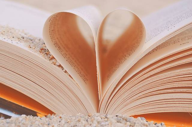Book Heart Love - Free photo on Pixabay (582823)